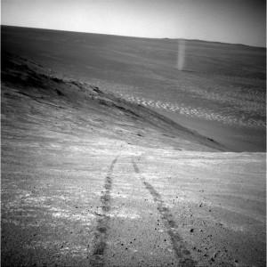 الصورة اليوم . شيطان المريخ