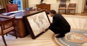 انحسار خريطة المصالح الأميركية في الشرق الأوسط