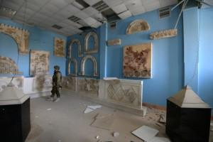 متحف مدينة تدمر - سوريا