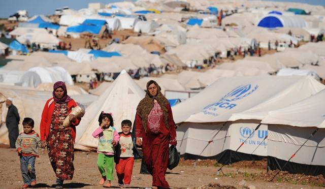 نتيجة بحث الصور عن نازحين سوريين في لبنان