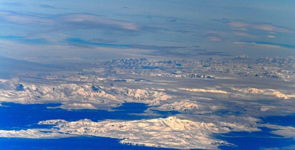 القارة القطبية الجنوبية (1)