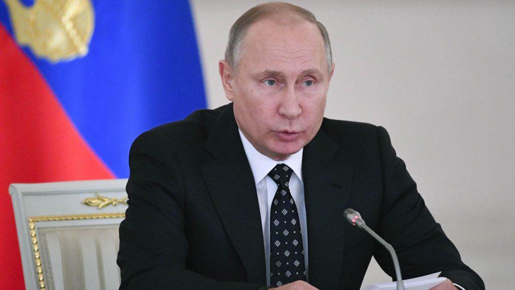 بوتين: أي إجراء لأوكرانيا من دون التنسيق مع دونباس سيؤدي إلى طريق مسدود