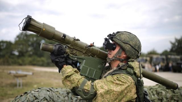 """الرادارات تحت الحماية: منظومة الدفاع الصاروخية """"فيربا"""" تحمي الرادارات"""