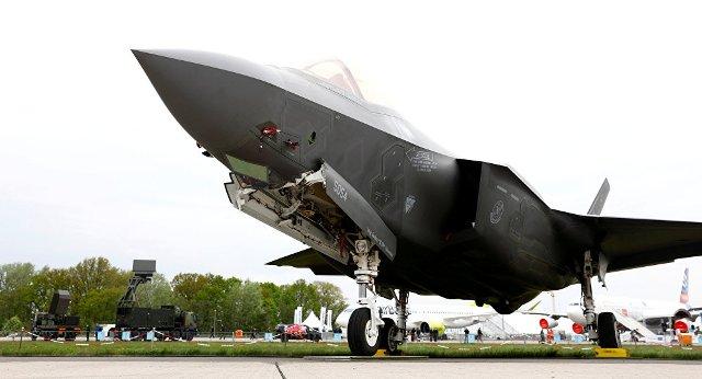 """مع بداية 2020.. ما العدد الحقيقي لطائرة """"إف 35"""" حول العالم؟"""